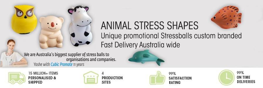 Animal Stress Balls