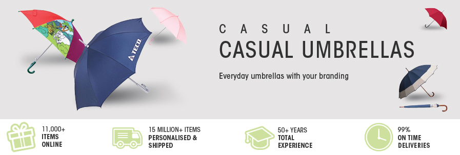 Casual umbrellas