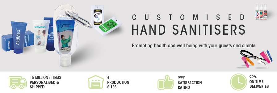 Hand Sanitisers, Wipes & Face Masks