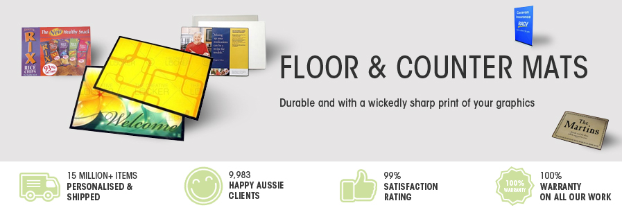 Floor & Counter Mats