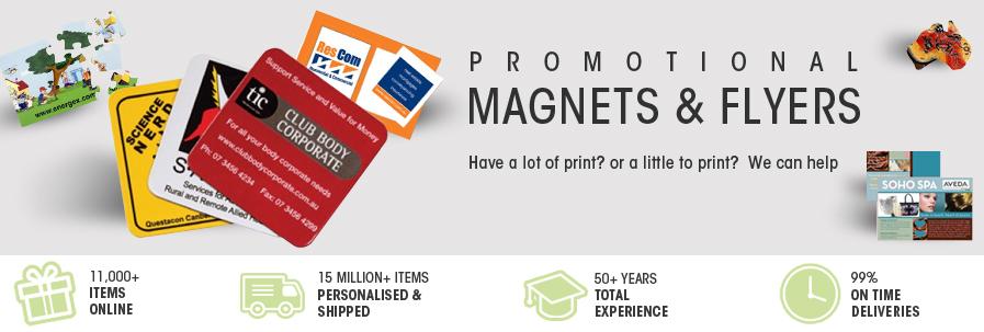 Buy Fridge Magnets | Printed Magnets in Bulk | Australia Online