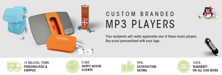 Promotional Mp3 Players