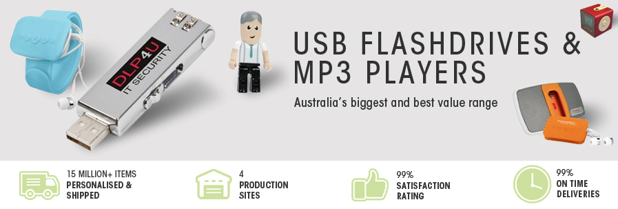 USB Flashdrives and Mp3