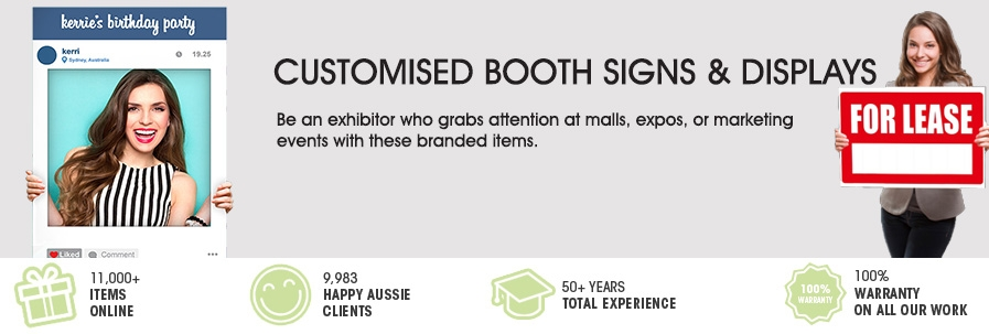 Exhibition & Booth Displays