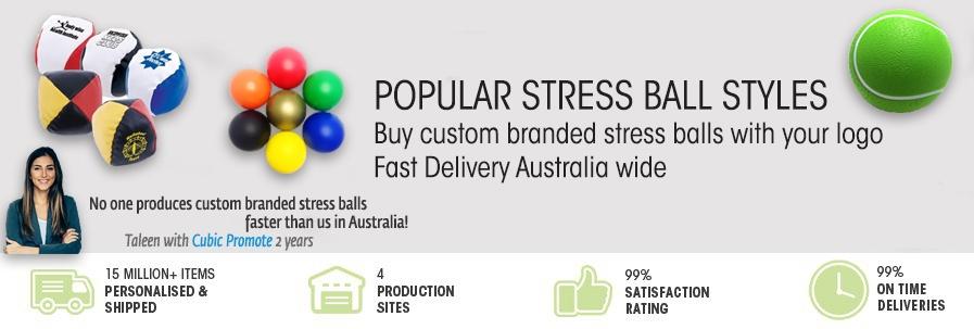 Popular Stressball Shapes