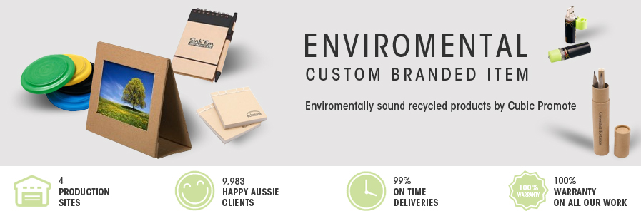 Enviromental Promotional Items