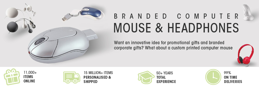 Headphones & Mouse