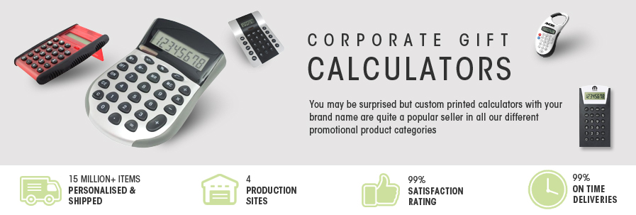 Corporate Gift Calculator