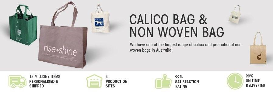 Calico bag & Non woven bags