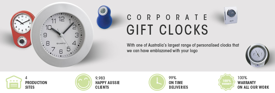 Corporate Gift Clocks
