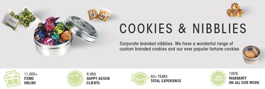 Cookies Snacks & Toffees