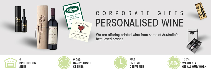 Corporate Gifts Wine
