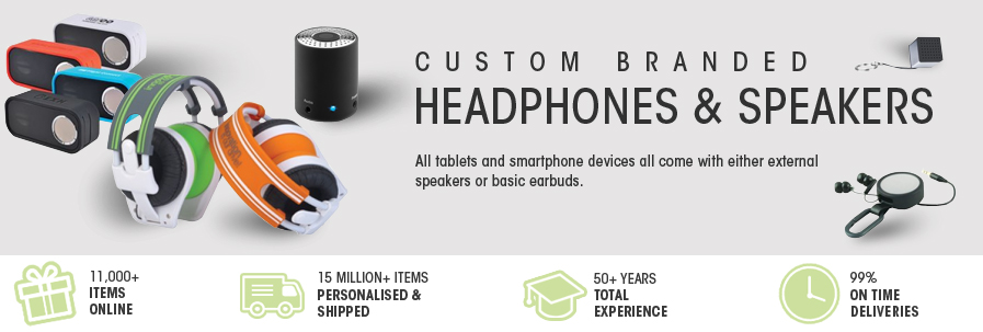 Headphones & Speakers
