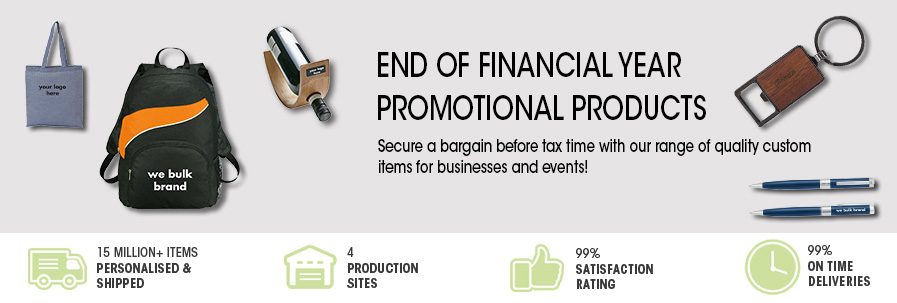 End of Financial Year Promotions