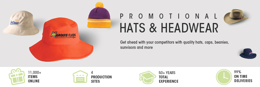 15e072c38bb Buy Promotional Headwear in Bulk