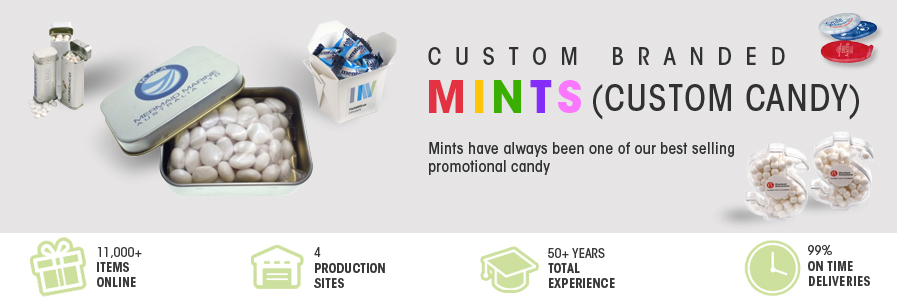 Mints (custom candy)