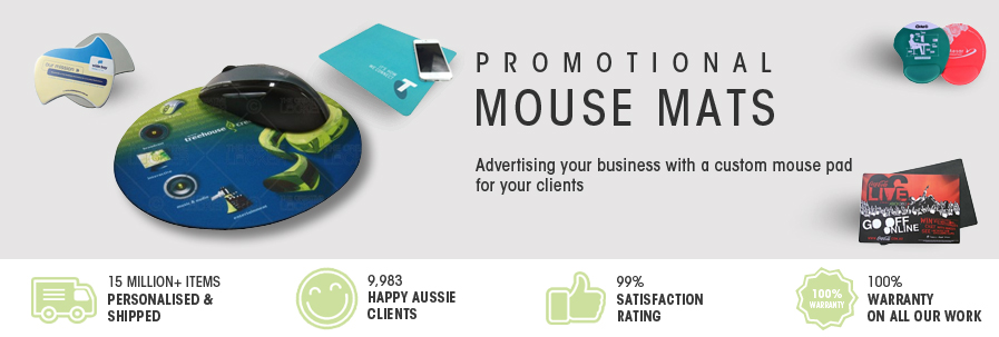 promotional mouse pads printed mouse mat australia online