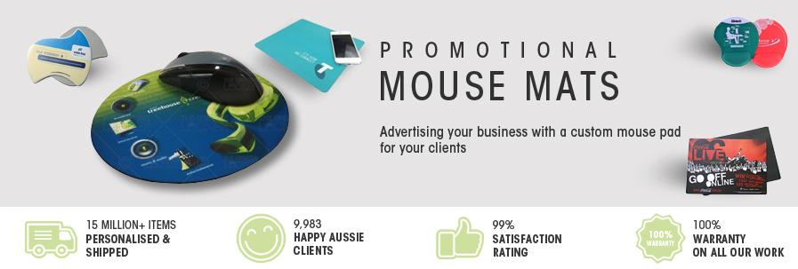 Custom Mouse Mats