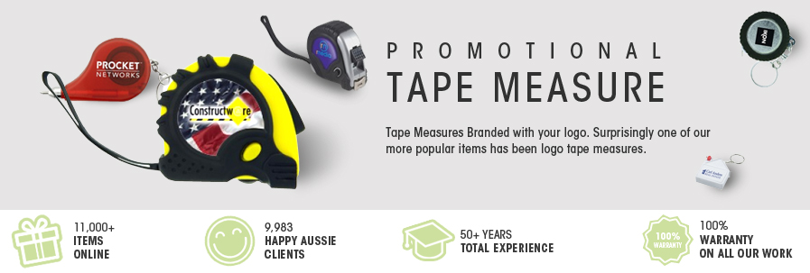 Promotional Tape Measure