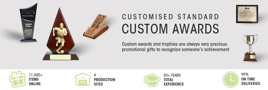 Standard Custom Awards