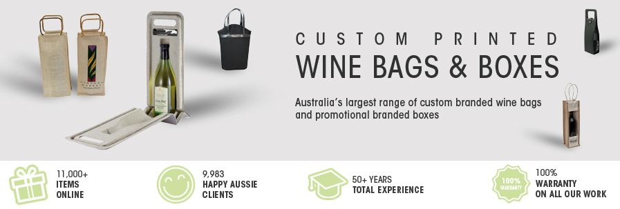 Wine Bags & Boxes