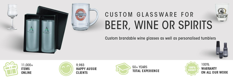 Glassware Beer Wine Spirits
