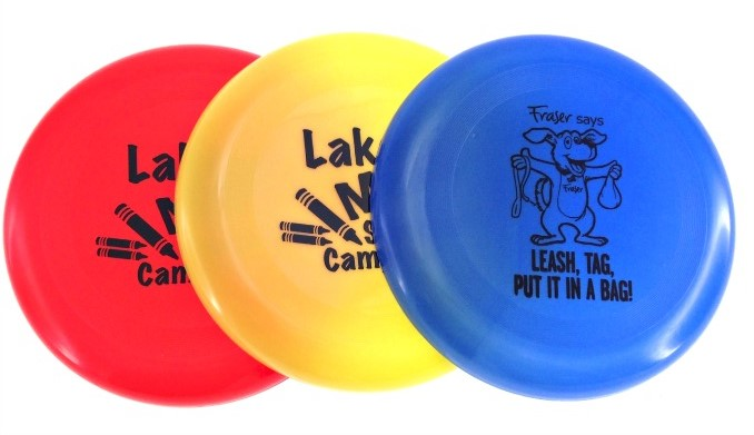 Budget Promotional Frisbees