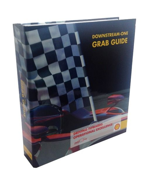 Promotional Binders Full Colour Print