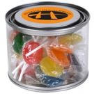 Branded Lolly pops in 500ml Drums
