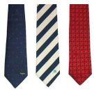 Customised Embroided Ties