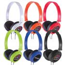 Bass Master Promotional Headphones