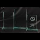 Custom Trophies Glass