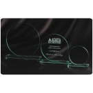 Glass Corporate Trophies