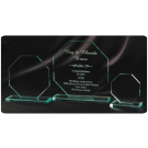 Award Trophy engraving Glass