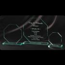Award Trophy engraving Glass