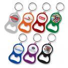 Brandable Bottle Opener Key Ring