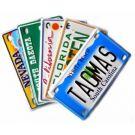 Branded Number Plates
