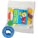 Branded Party Pack Lollies 50g