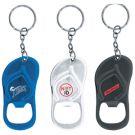 Branded Sandal Bottle Opener Keychain
