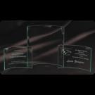 Custom Plaque Trophies Glass