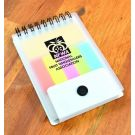 Clear Case Logo Branded Sticky Note Pads