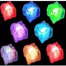 Custom Branded Rainbow Flashing Ice Cube