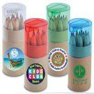 Promotional Stationery Pencil n Sharpener 2C