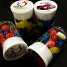 Conference Jelly Bean Candy Tube