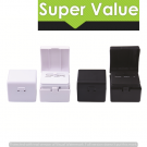 Cube Travel Adapter & USB Port