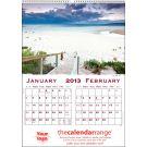 Custom Branded Wall Calendar Australia