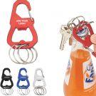 Custom Carabiner Keyring Bottle Openers