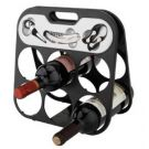 Custom Wine Rack Gift Set