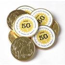 Customised Chocolate Gold Coins