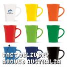 Dual Colour Tulip Mugs
